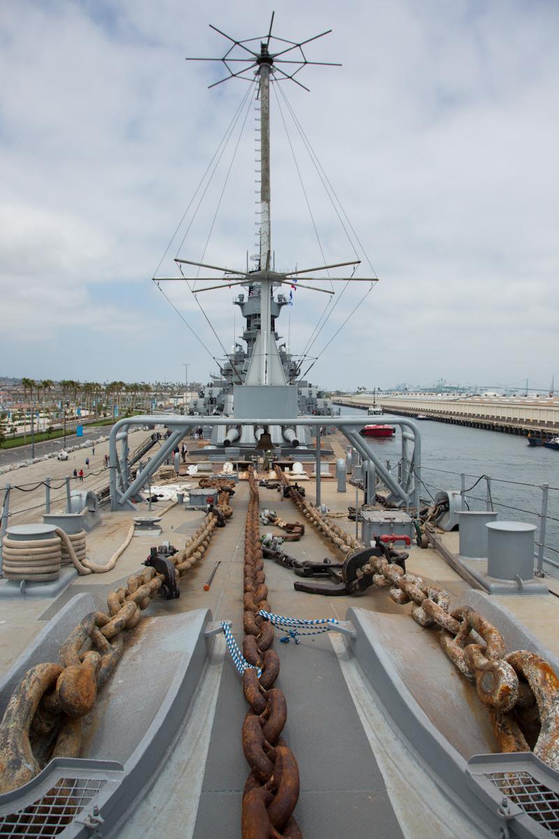 June 2012   |  Berth 87, Port of Los Angeles  |  San Pedro, California