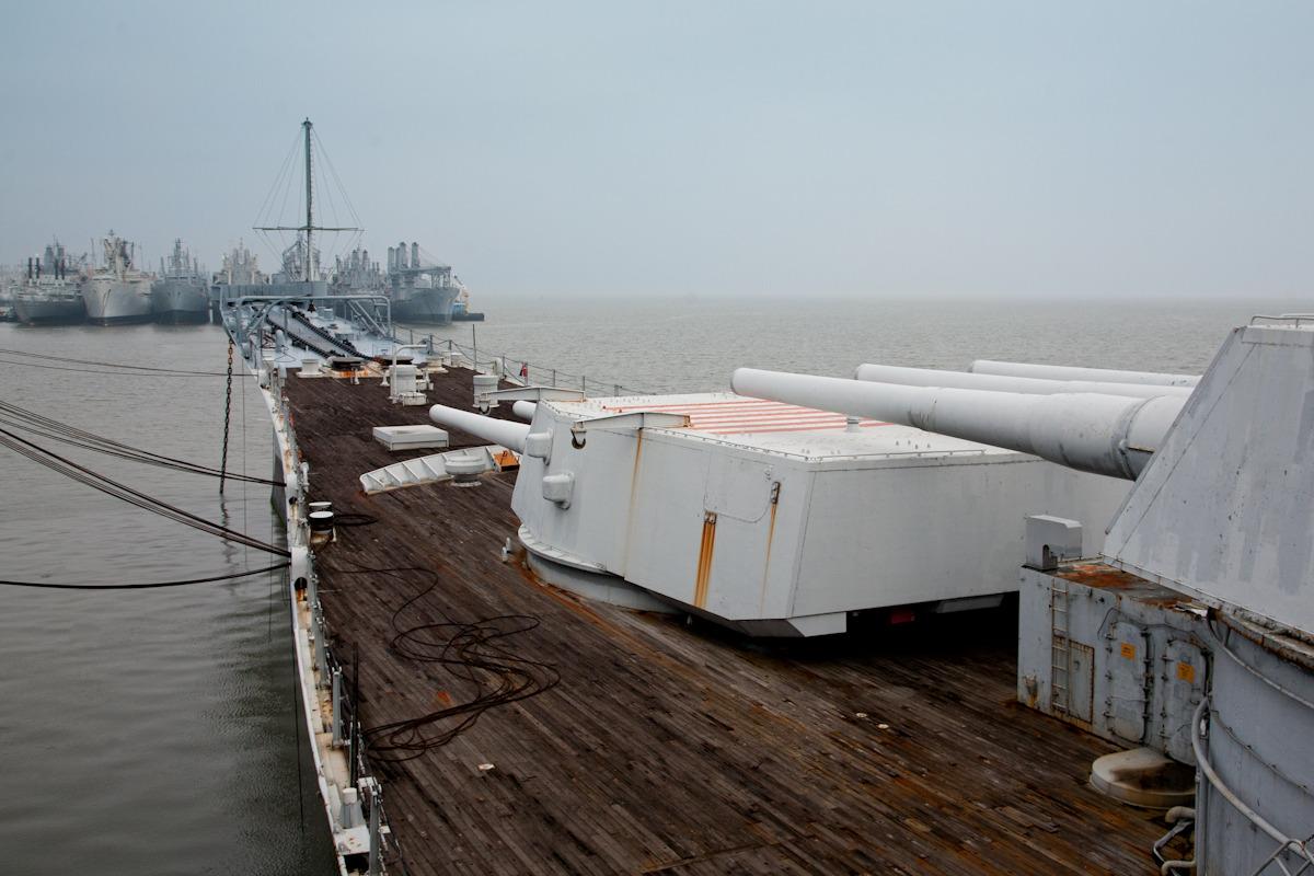 January 2010   |  Mothball Fleet  |  Suisun Bay, California