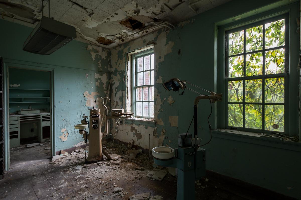 Dental Ward  |  U.S. Marine Hospital  |  Tennessee
