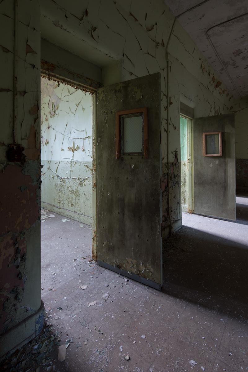 Seclusion  |  Babcock Building  |  South Carolina Lunatic Asylum