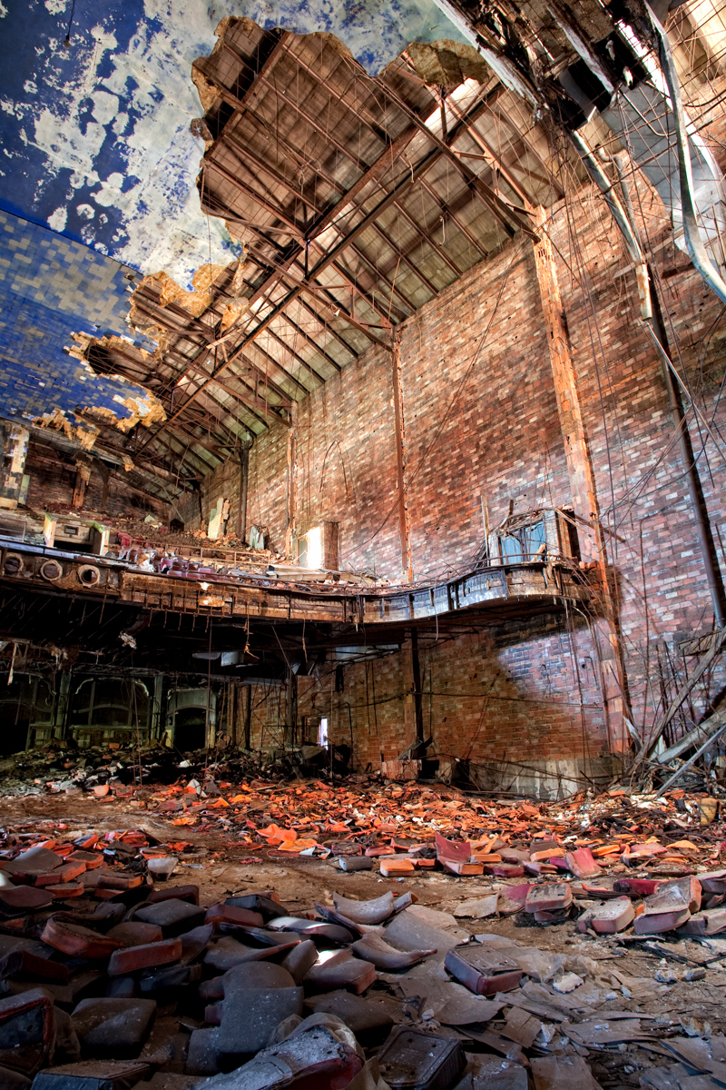 Palace Theatre  |  Gary  |  Indiana