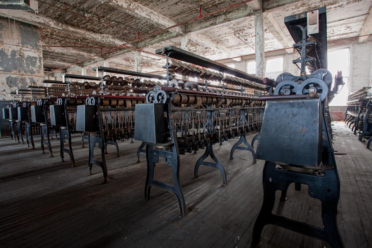 Klotz Throwing Company  |  Lonaconing  |  Maryland