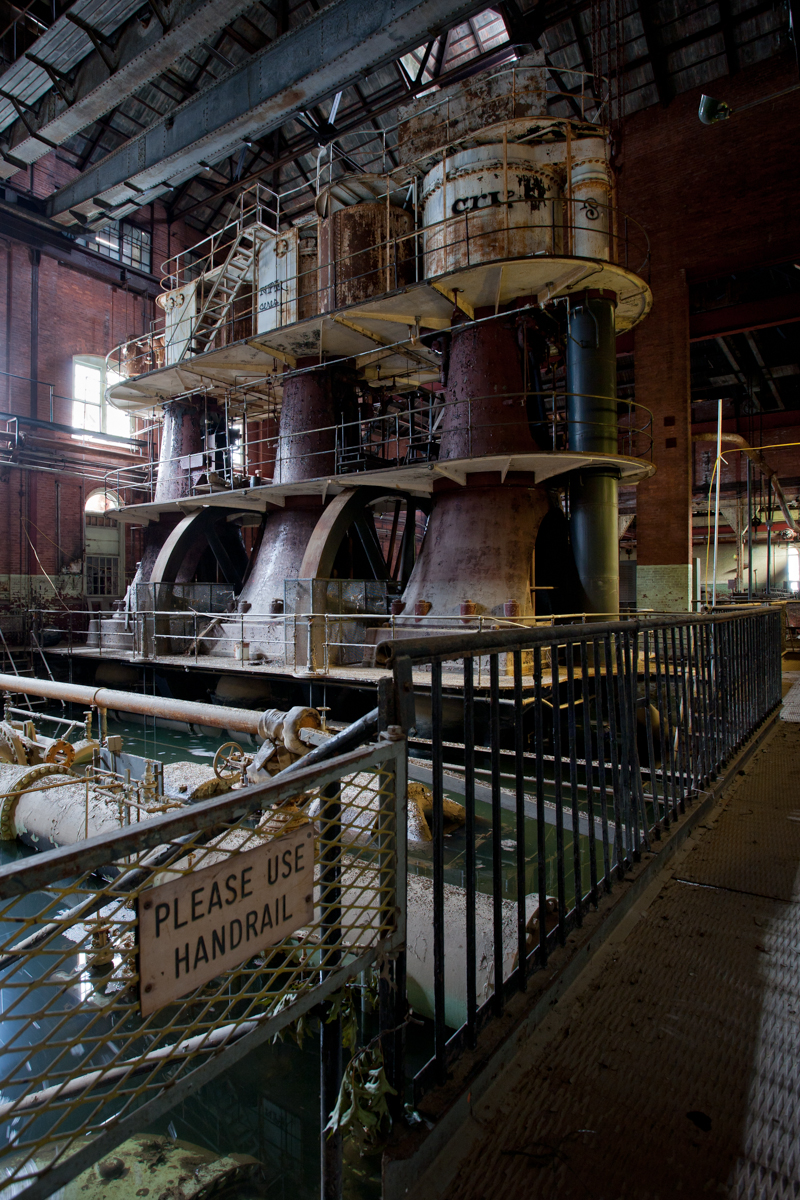 New Milford Plant of the Hackensack Waterworks    |    New Jersey
