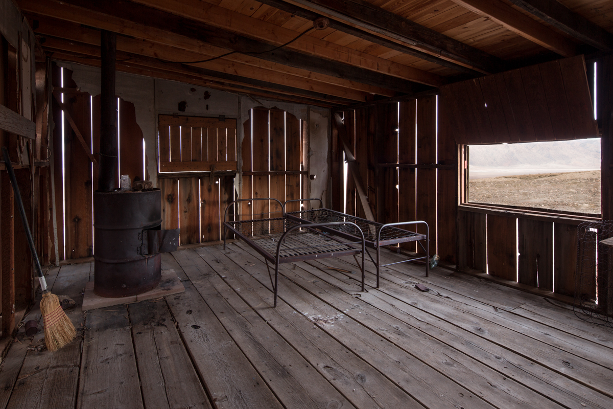 Miner's Cabin    |    Death Valley National Park    |    California