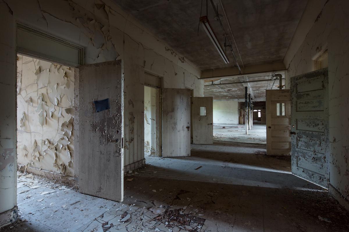 North Ward, South Carolina Lunatic Asylum