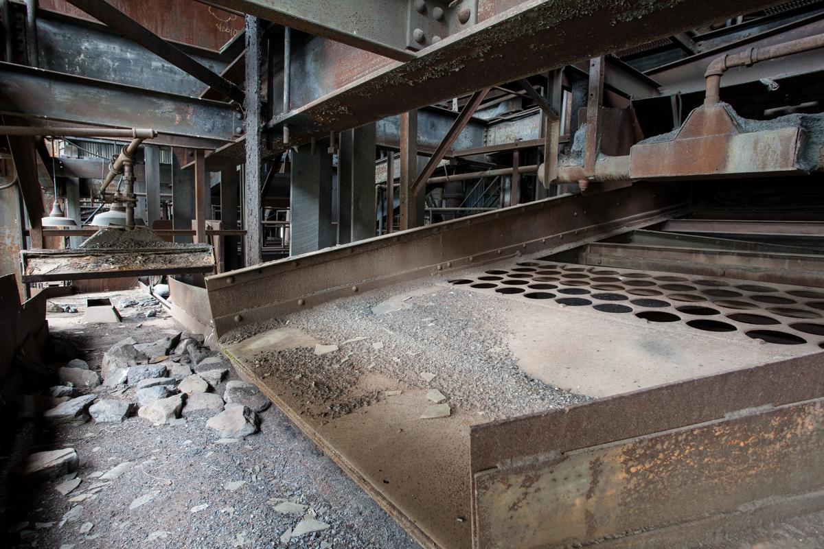 Sorter  |  Saint Nicholas Coal Breaker (Demolished)  |  Pennsylvania