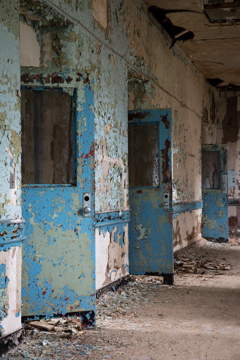 Female Violent Wards  |  Greystone Psychiatric Hospital  |  New Jersey