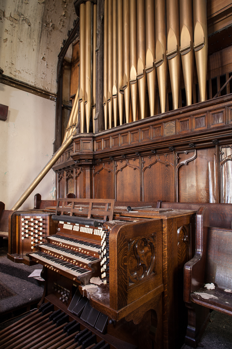 Woodward Avenue Presbyterian  |  Detroit  |  Michigan