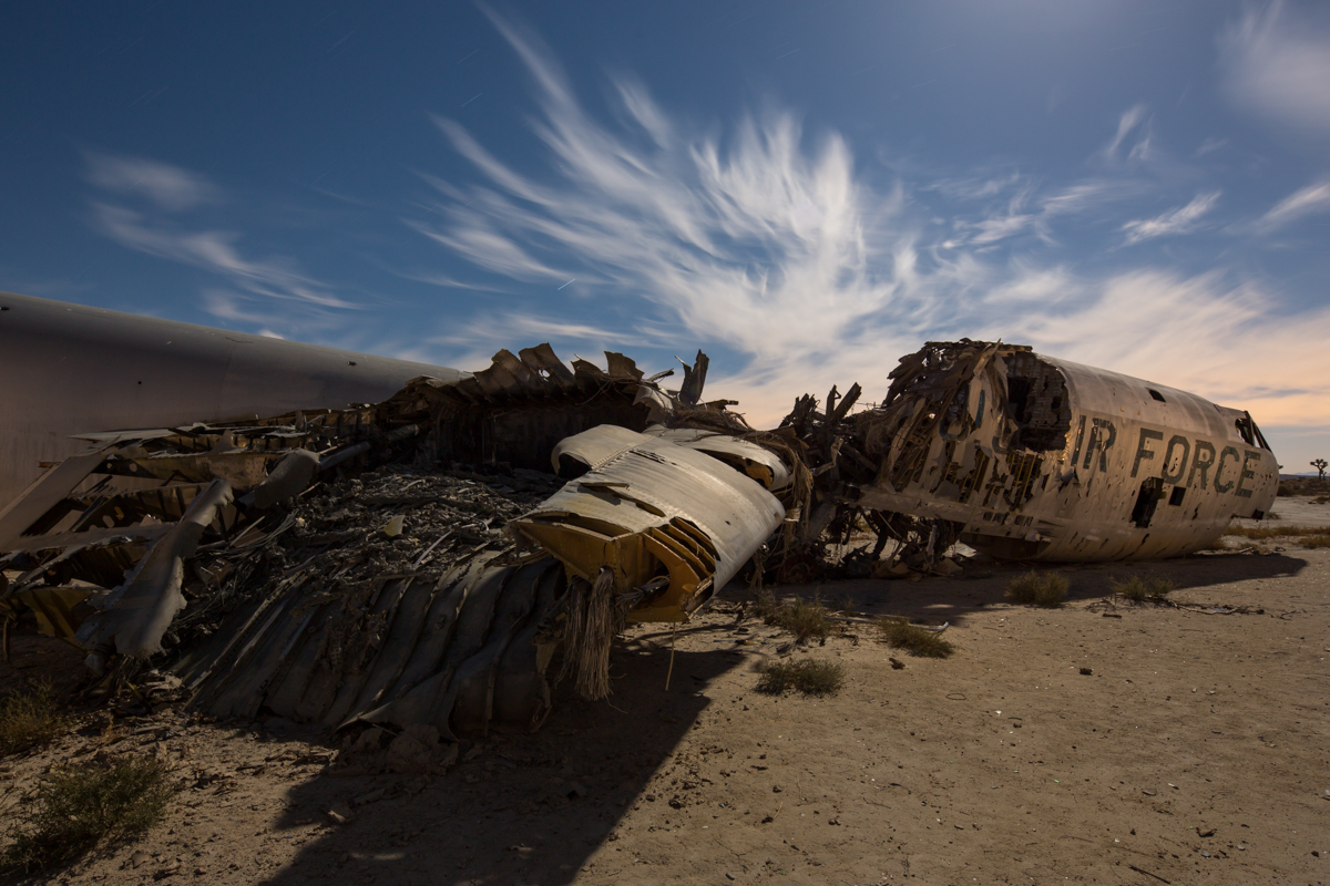 Boeing 52E Aircraft | Undisclosed Location | California