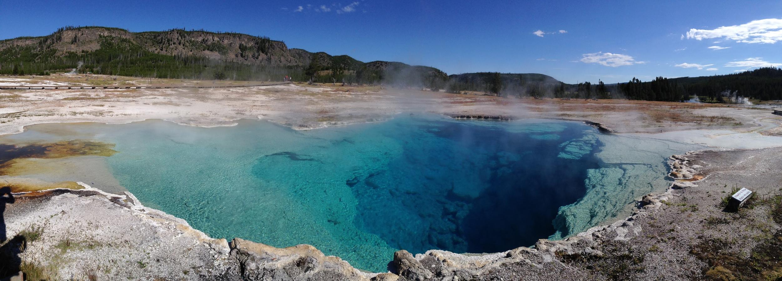 Blue Sapphire Pool