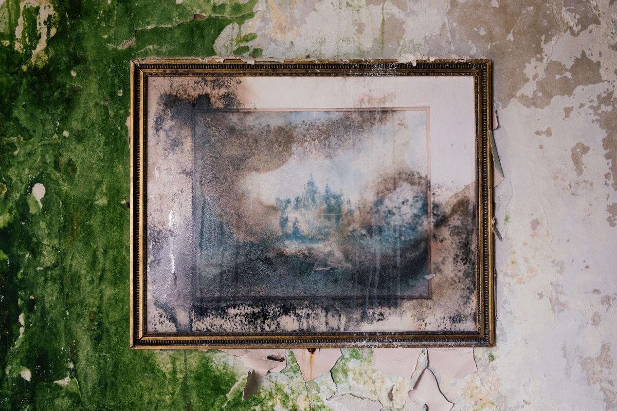 Painting  |  Greystone Psychiatric Hospital  |  New Jersey