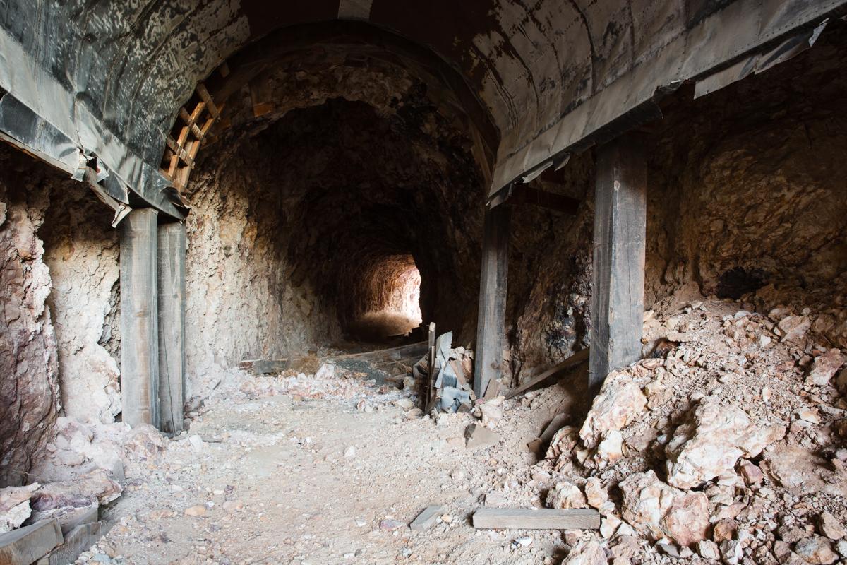 Tunnel No.3  | Nevada
