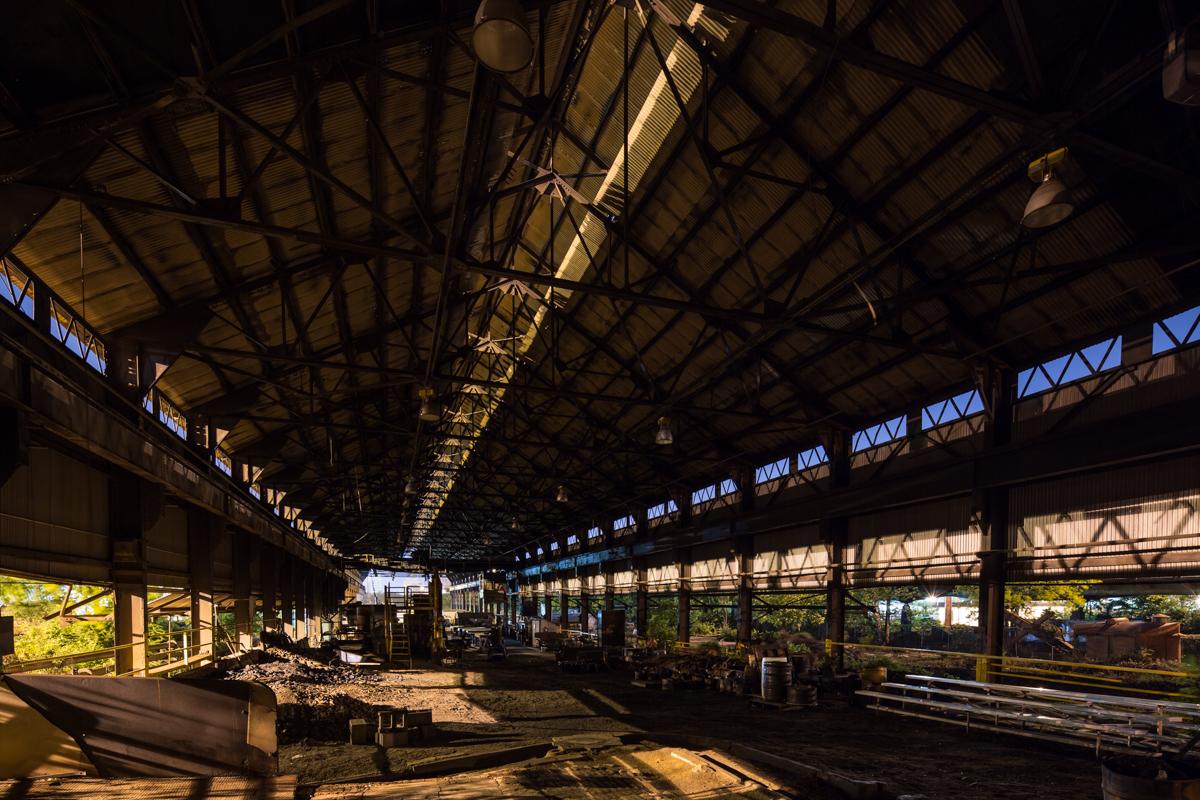 Warehouse  |  Sloss Furnaces  |  Alabama