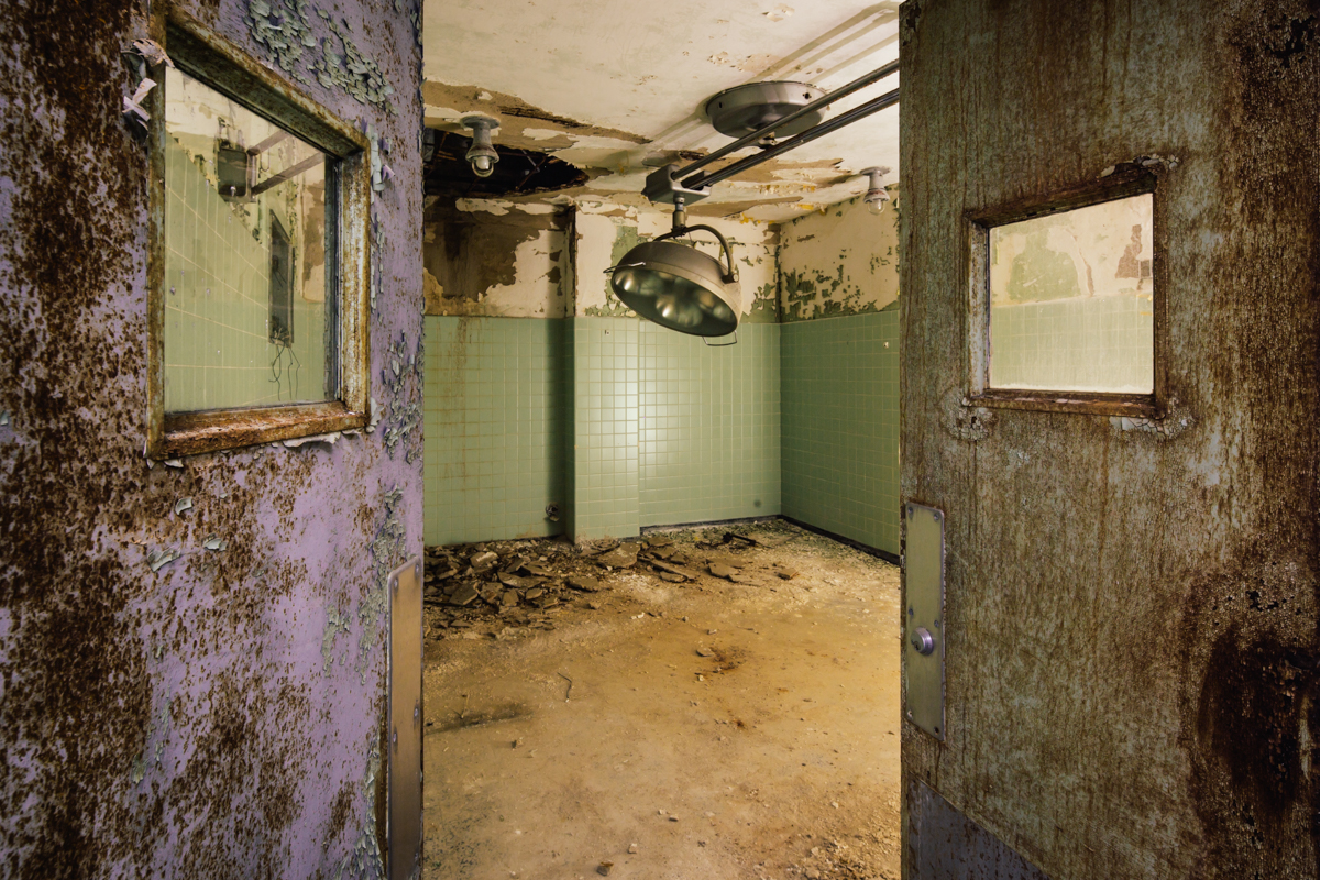 Operating Room  |  Central State Hospital  |  Georgia