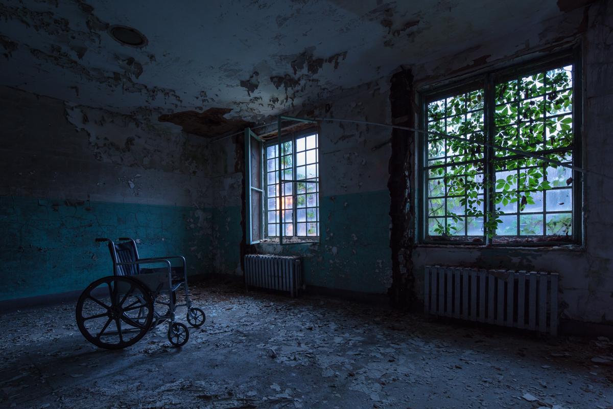 Polk Building  |  Western State Hospital  |  Tennessee
