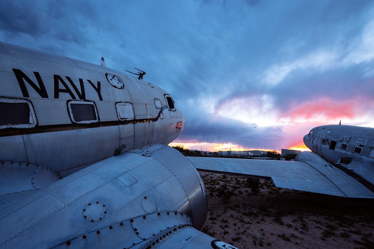 US Navy Aircraft   |  Aircraft Boneyard  |  Arizona