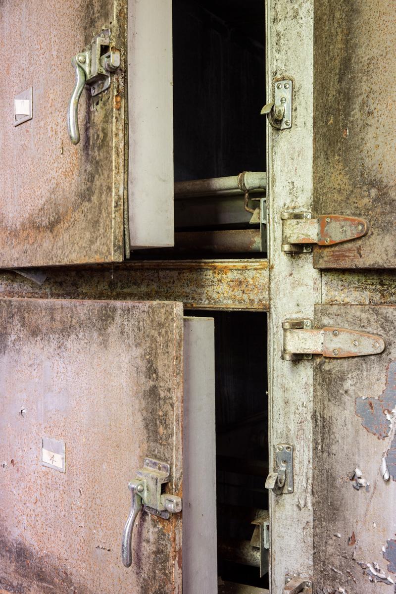 Morgue Doors  |  Central State Hospital  |  Georgia