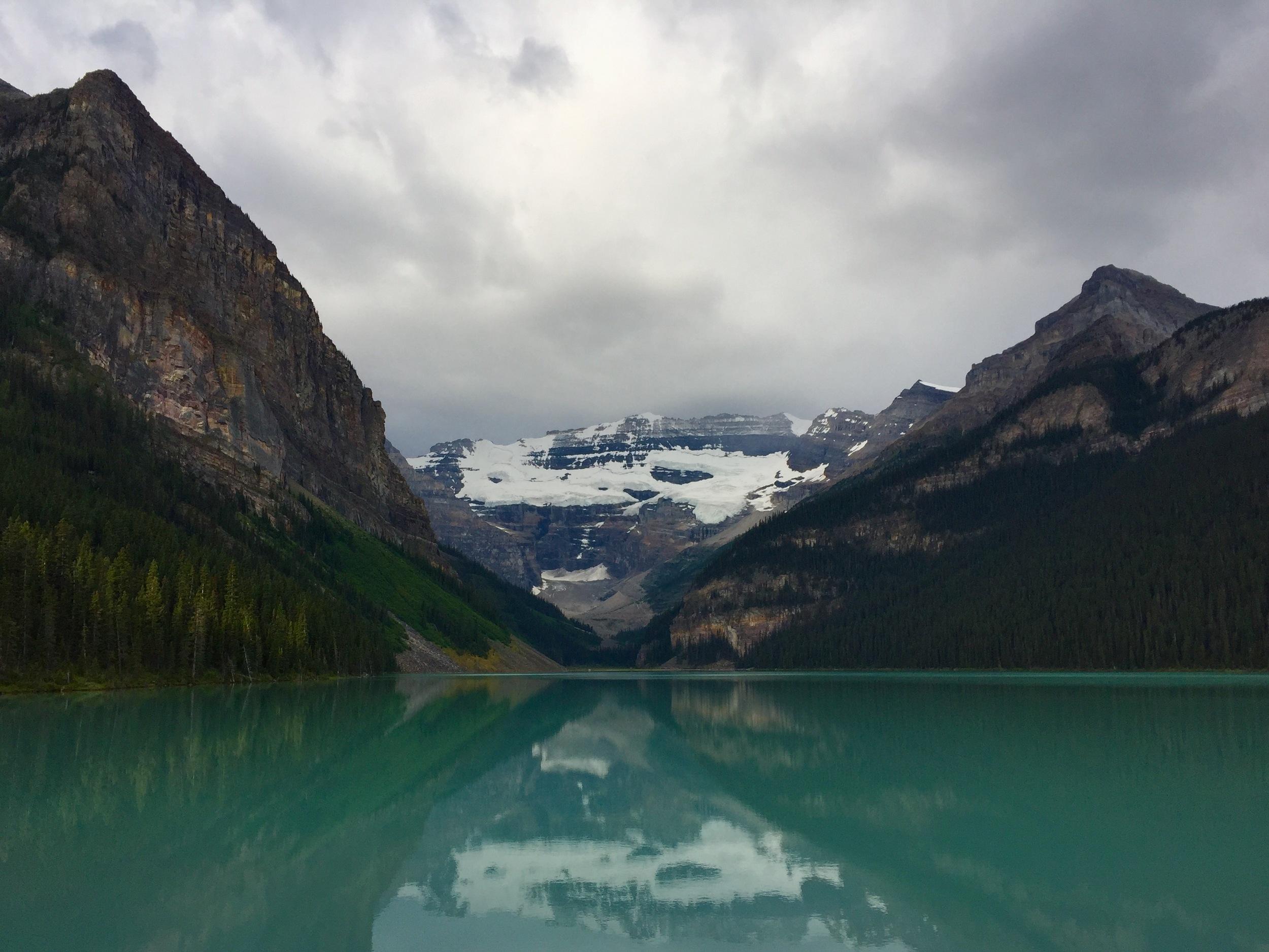 Lake Louise, Banff National Park - iPhone image