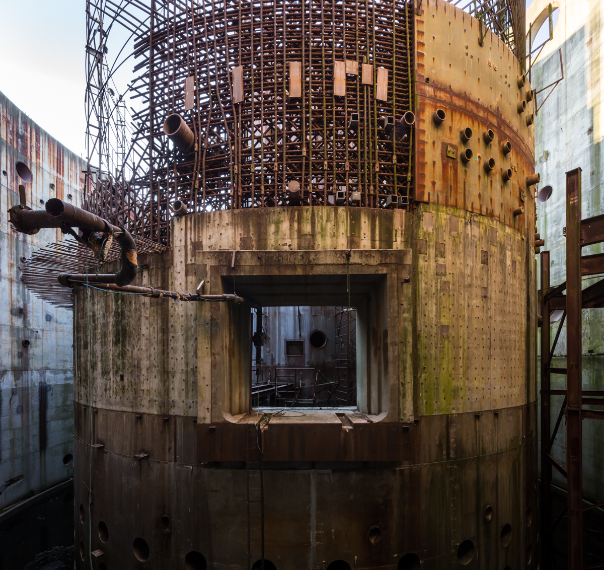 Reactor Building    |    Hartsville Nuclear Power Plant    |    Tennessee