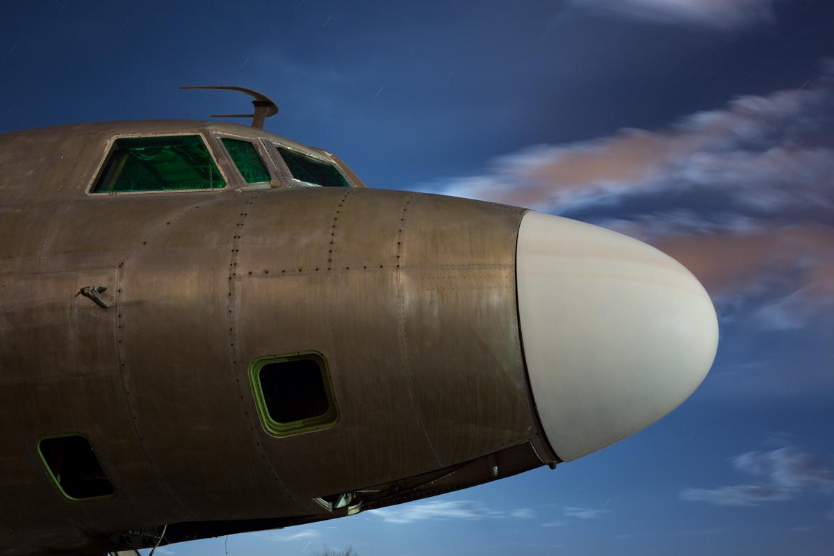 Nose Cone   |  Aircraft Boneyard  |  Arizona