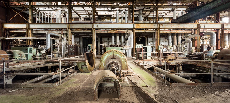Power Plant  |  Beaunit Rayon Factory    |  Alabama
