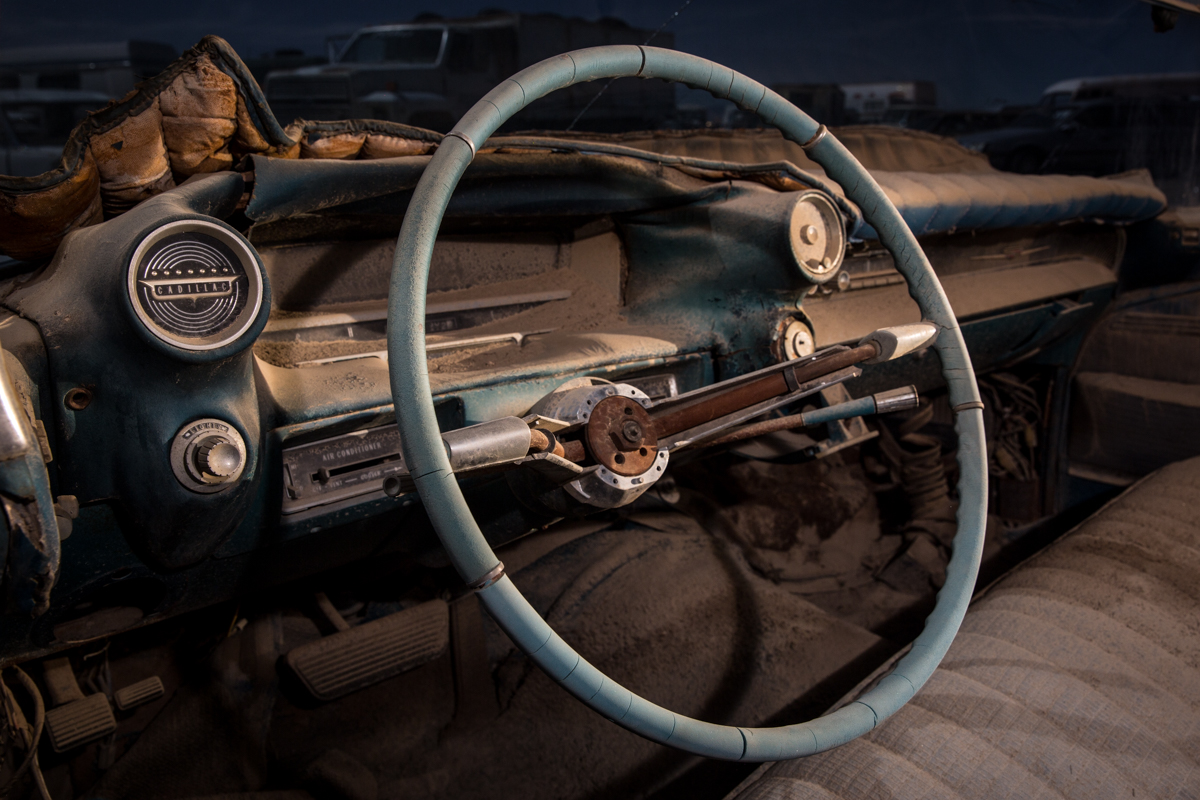 1959 Cadillac Coupe DeVille  |  Hollywood Rentals  |  California