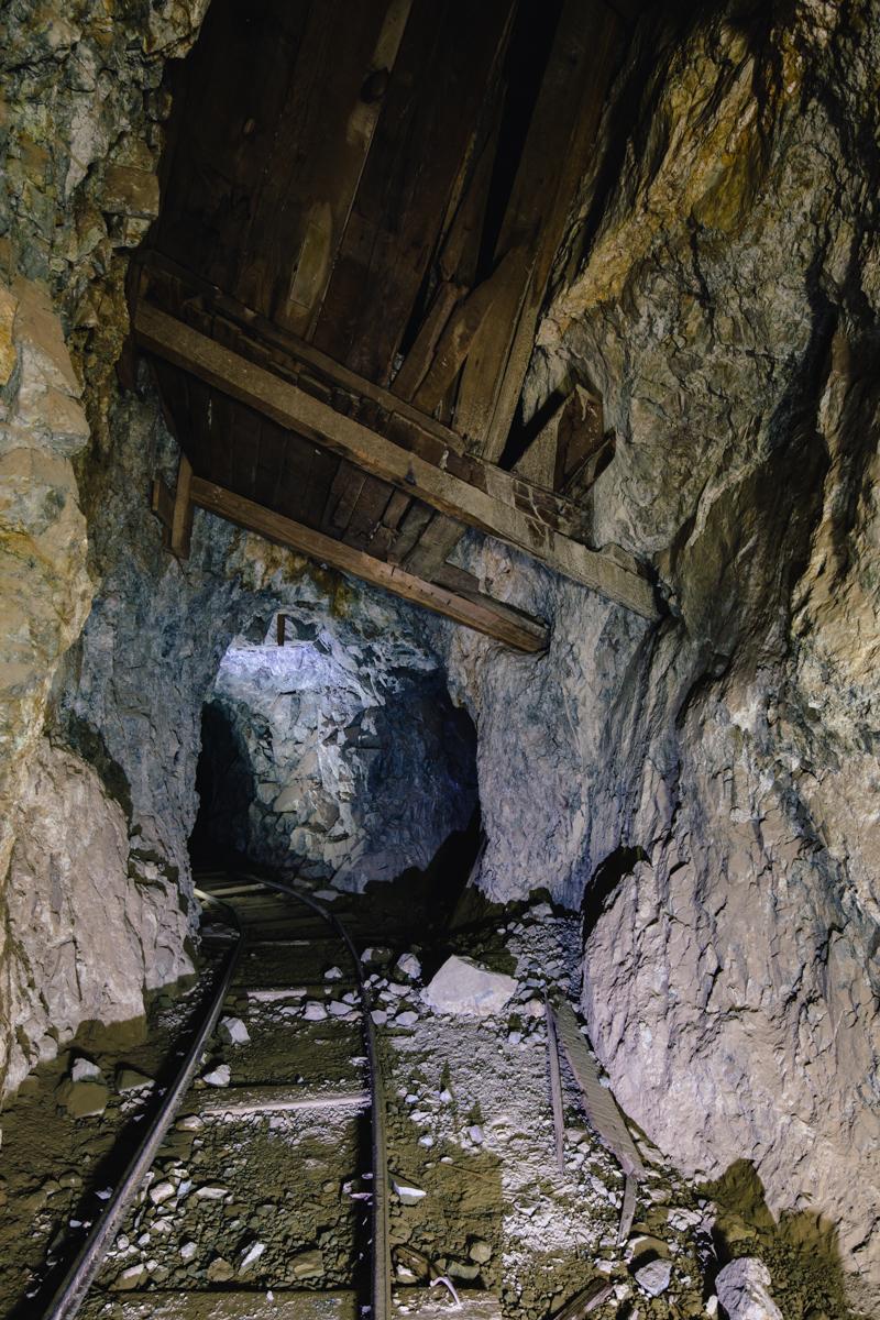Gold Mine  |  California