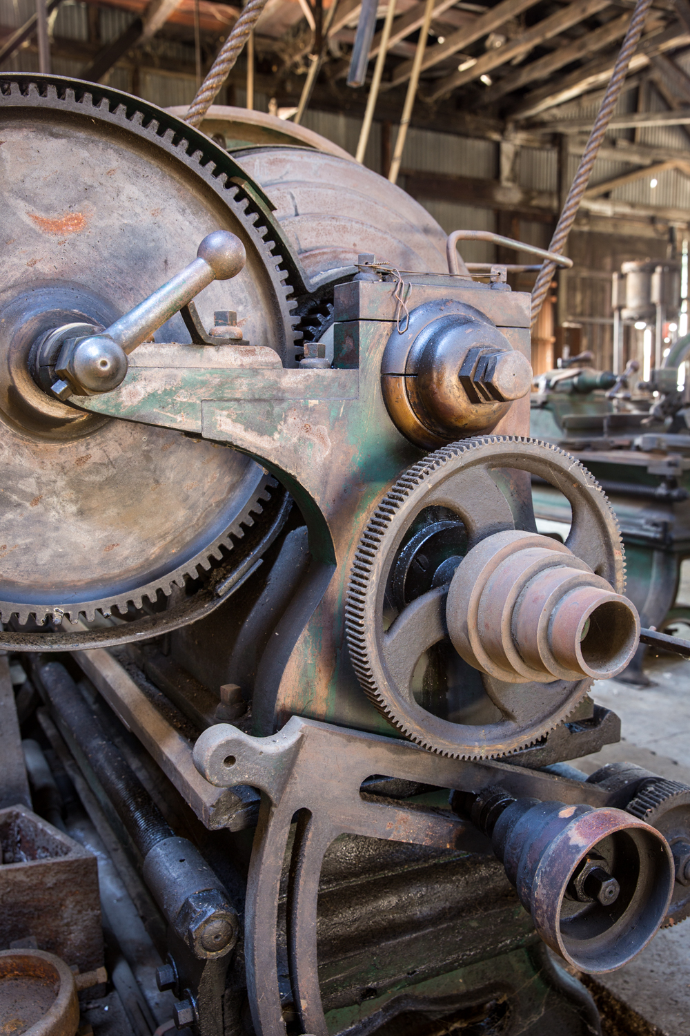 Knight Foundry    |    Sutter Creek    |    California