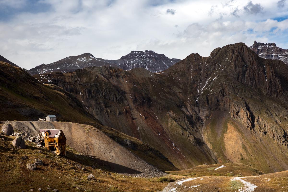 Virginus Mine |  Colorado