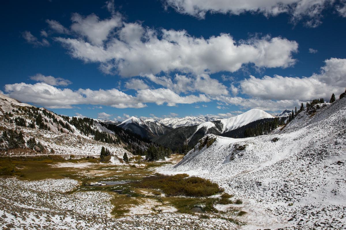 San Juan Mountains, Colorado. September, 2017