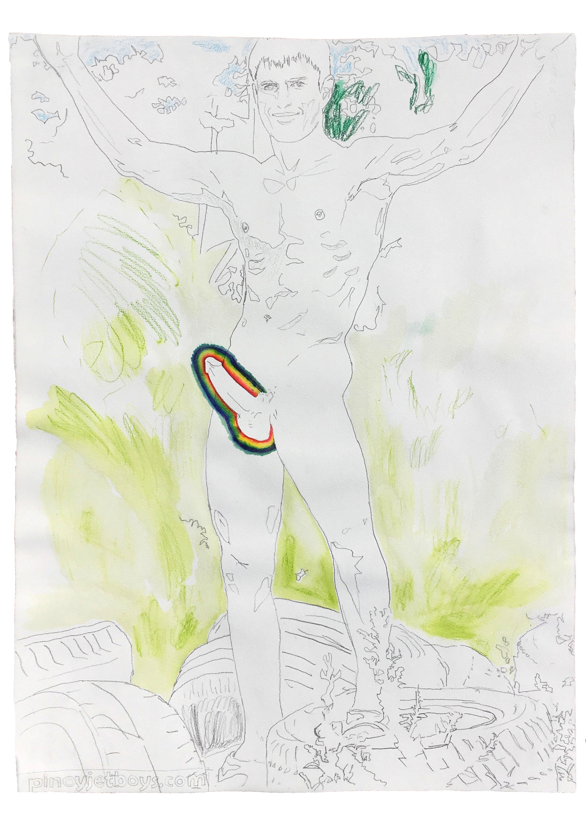 Gay Hippie drawing 1.jpg