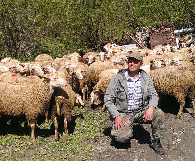Jusuf Bajrami, Restelice/a village, Dragash/s