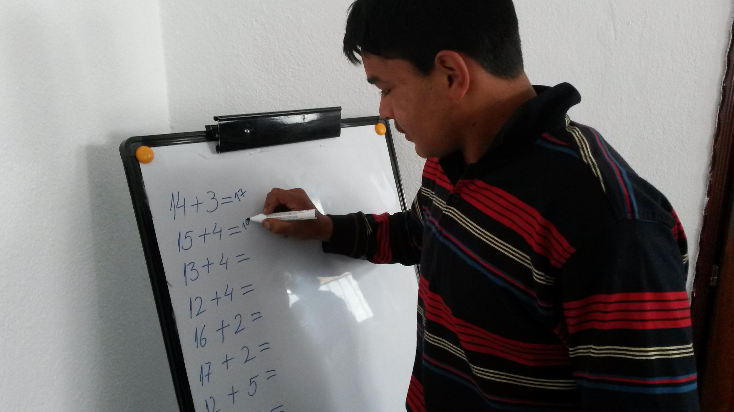 Illiteracy classes Education - Caritas Kosova (2).jpg