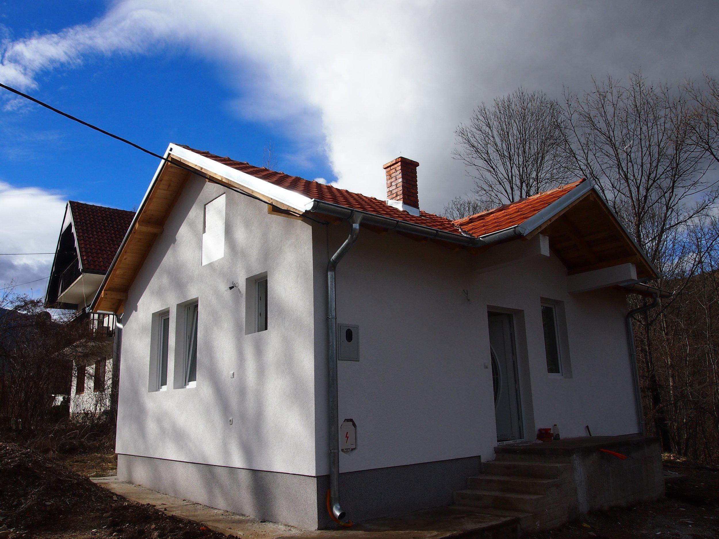 House construction Štrpce/Shtërpcë, Štrpce/Shtërpcë Municipality