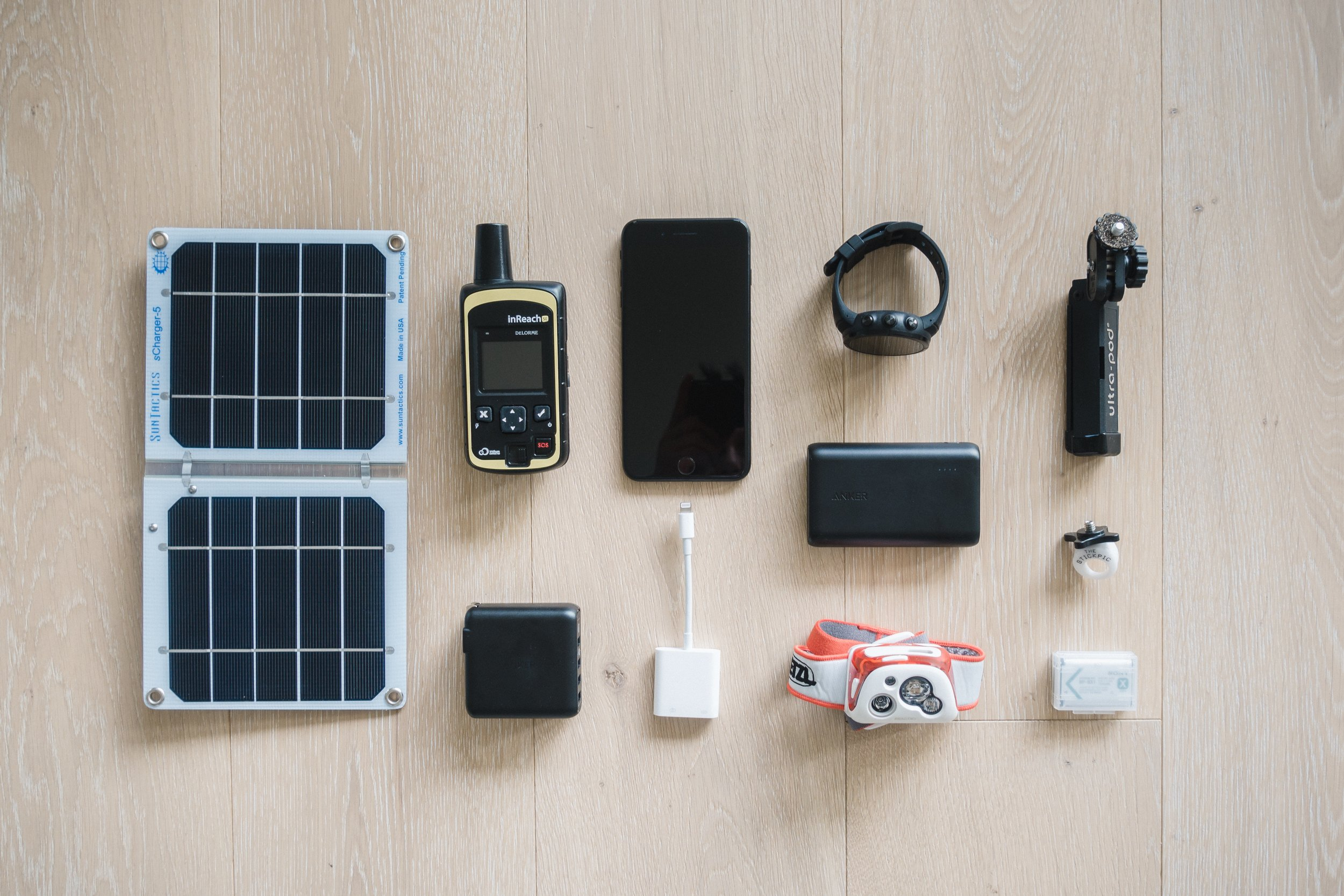 Electronics for PCT