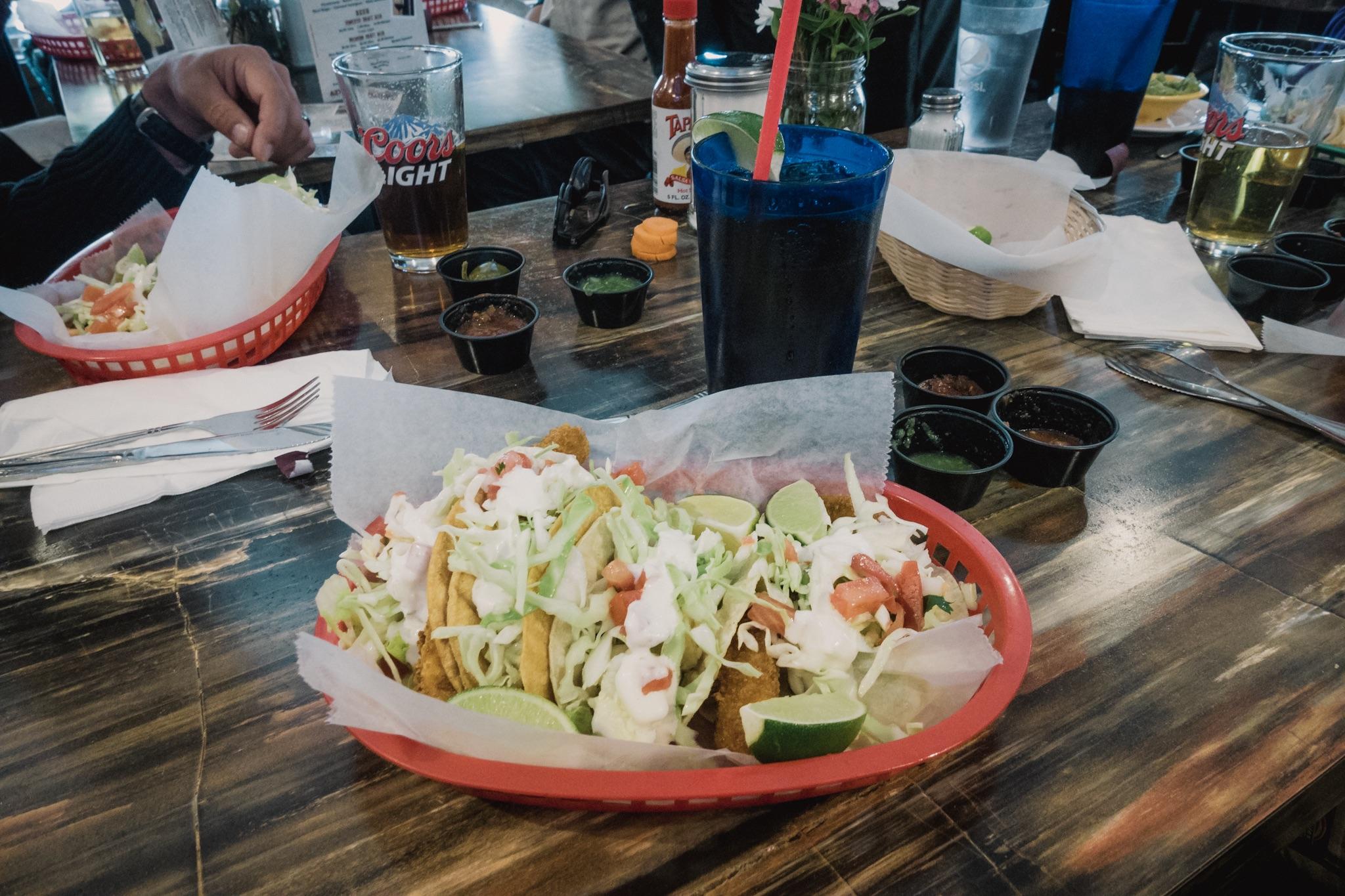 $1 tacos.