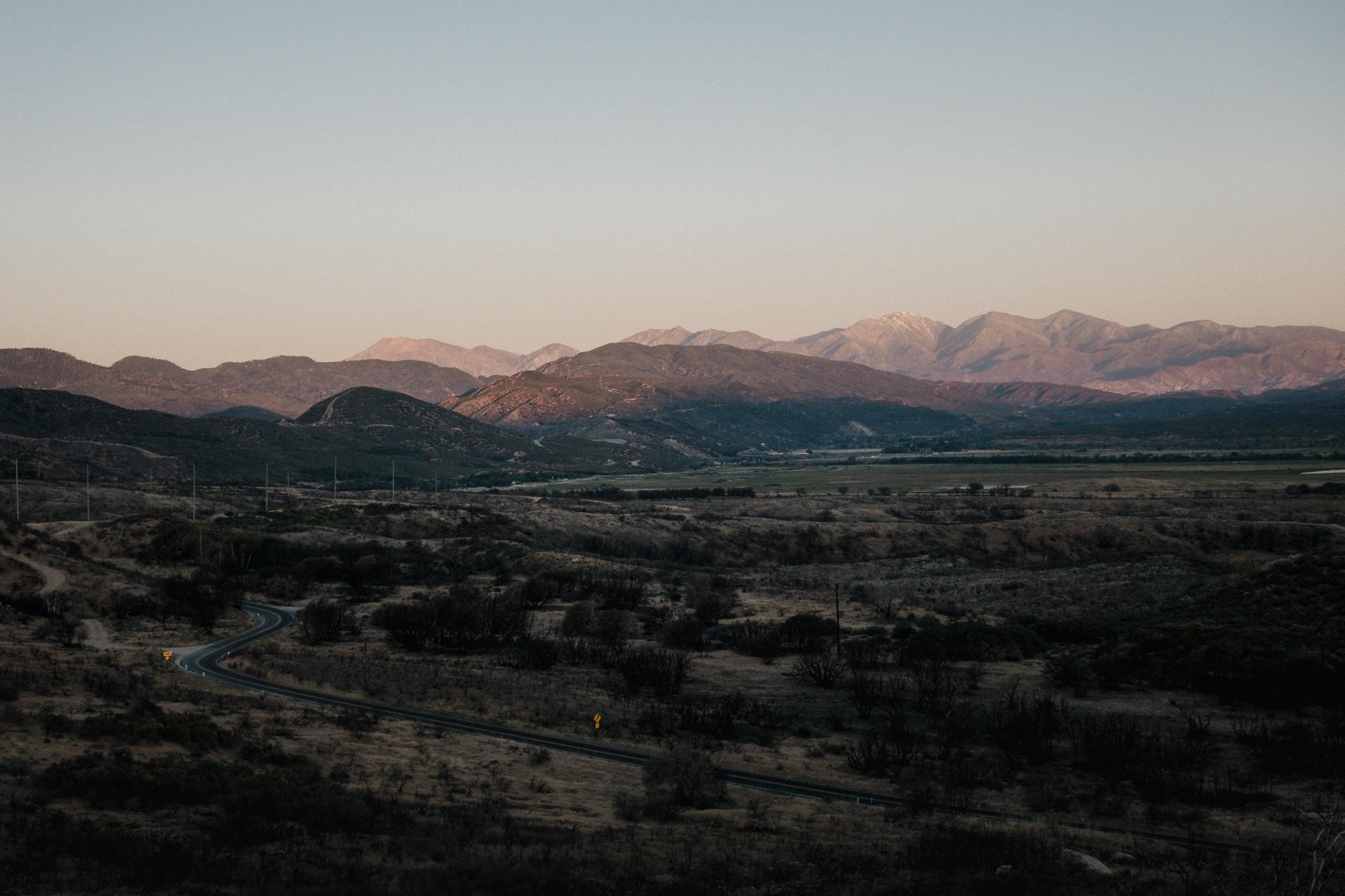 Morning views.