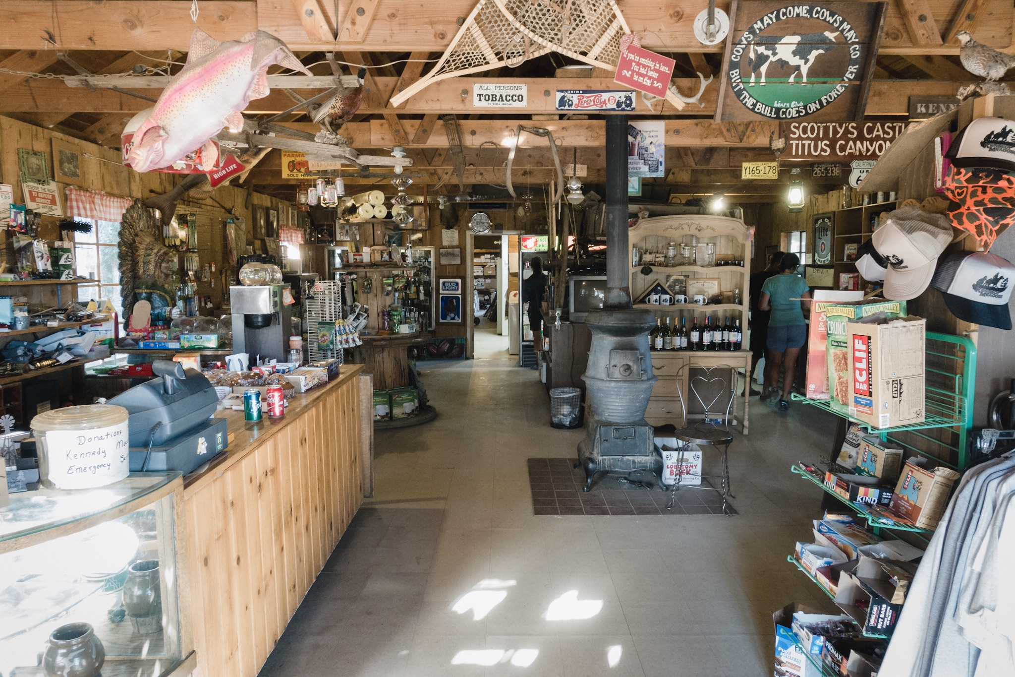 KM General Store.