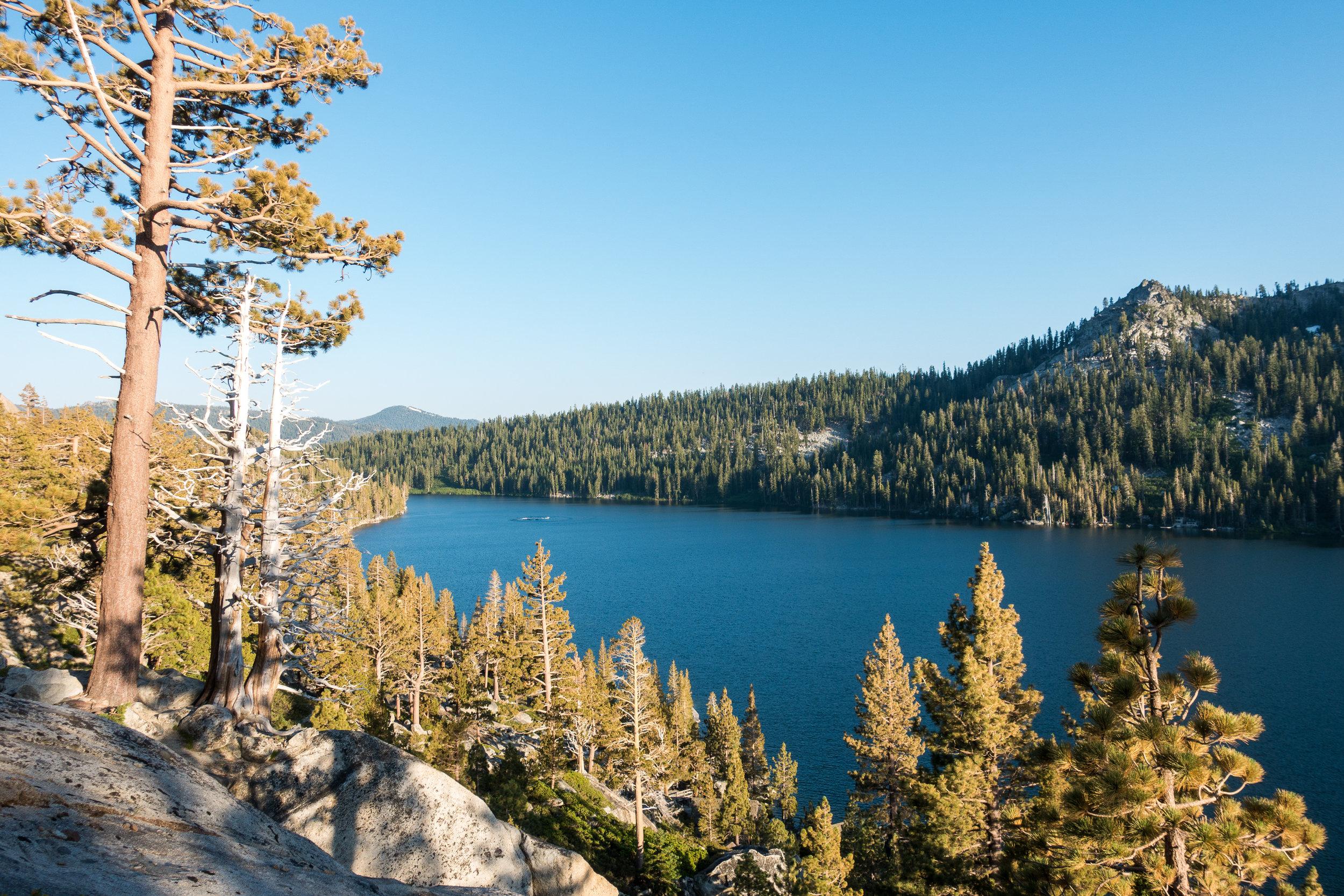 Echo Lake.