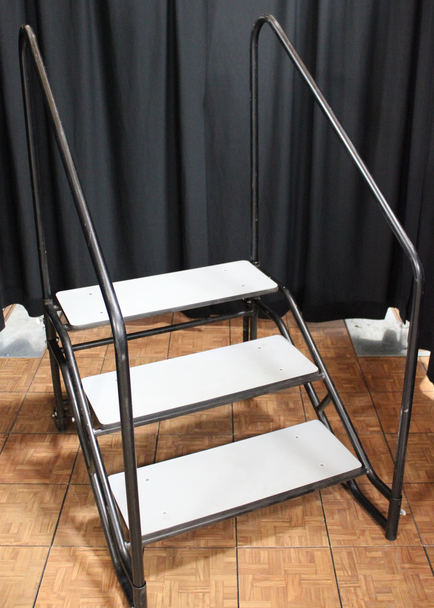 "Three Step Stairs for 32"" stage  $ 80.00"