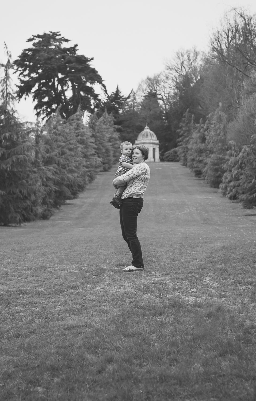 Mum and toddler family fun at Dunorlan Park