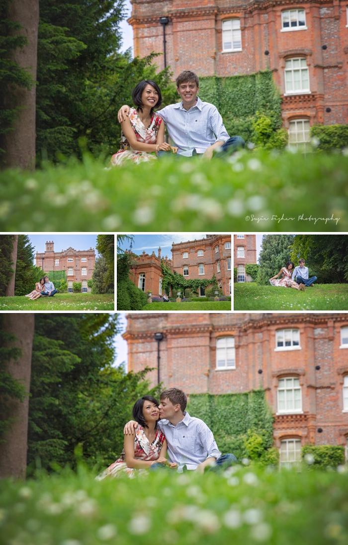 jasmine and matt engagement photographs