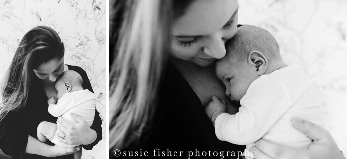 At Home Mother & Newborn Baby Photography Session Woking Surrey_Image Copyrighted Susie Fisher Photography 2017