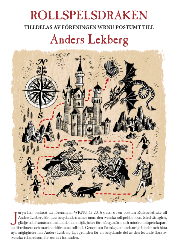 Illustration: Alex Belomlinsky Formgivning: Magnus Seter