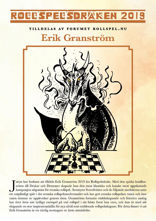 Illustration: Patrik Norrman Formgivning: Magnus Seter