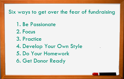 Fear of Fundraising