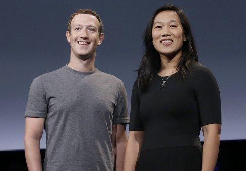 Mark Zuckerberg and Dr. Priscilla Chan