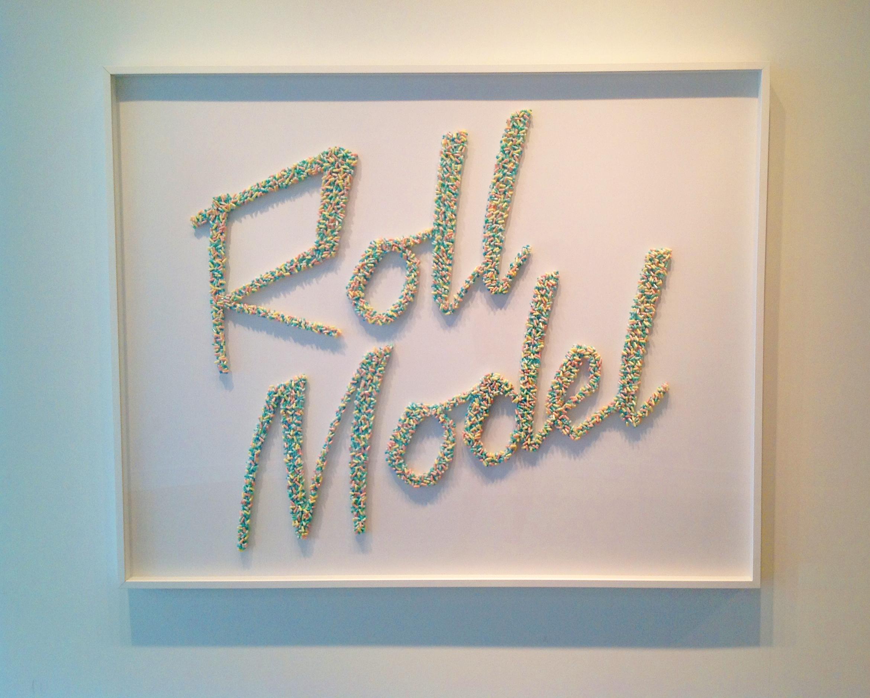 ROLL MODEL- pill assemblage