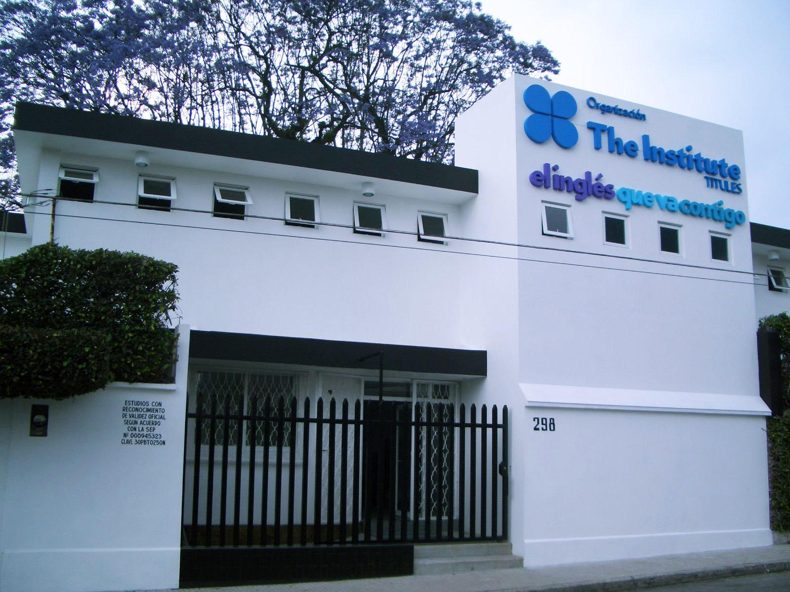 The Institute Orizaba 2015