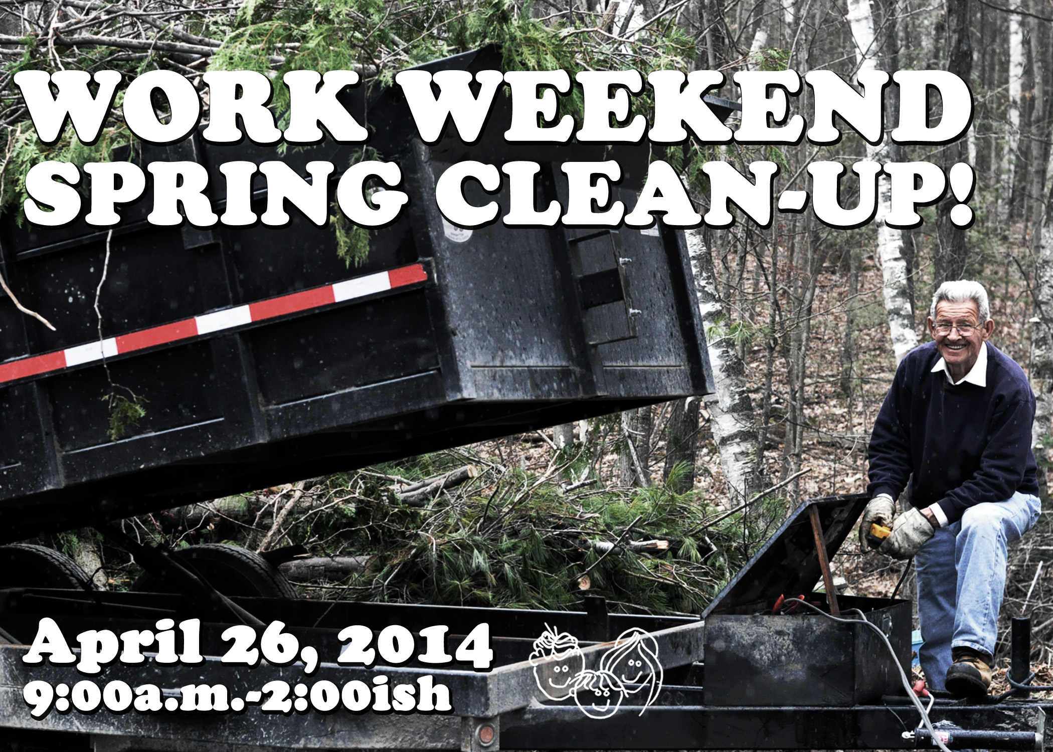 CLICK HERE TO SEE HOW WORK WEEKEND 2014 WENT